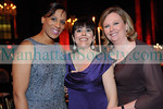 """NEW YORK-FEBRUARY 26: Incoming (2008-2010) NYJL President, Gena Lovett, NYJL Interim President, Mari Terese Dubois & Former NYJL President, Marybeth Tully  attend The New York Junior League's 56th Annual Winter Ball: """"An Evening at Versailles"""" to honor the 2008 Outstanding Sustainers and Volunteers at Cipriani 42nd Street, 110 East 42nd Street, New York City, NY on Monday, February 26, 2008 (Photo Credit: Gregory Partanio/ManhattanSociety.com)"""