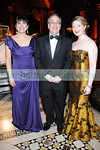 """NEW YORK-FEBRUARY 26: NYJL Interim President, Mari Terese Dubois, Manhattan Borough President, Scott M. Stringer & Lori Hohenleitner attend The New York Junior League's 56th Annual Winter Ball: """"An Evening at Versailles"""" to honor the 2008 Outstanding Sustainers and Volunteers at Cipriani 42nd Street, 110 East 42nd Street, New York City, NY on Monday, February 26, 2008 (Photo Credit: Gregory Partanio/ManhattanSociety.com)"""