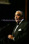 "NEW YORK-NOVEMBER 6: Congressman Charles Rangel attends New York LANDMARKS CONSERVANCY'S 15th Annual ""LIVING LANDMARKS CELEBRATION""  at Cipriani 42nd Street, 110 East 42nd Street, New York City, NY on Wednesday, November 5, 2008, 2008 (Photo Credit: John Santerre)"