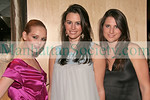 NEW YORK - MAY 08:  Lydia Hearst, Sarah Basile and Davina Catt attend The Opening Celebration Of Pronovias New York Flagship Store on May 8, 2008 in New York City.  (Photo: Manhattan Society by Steve Mack) *** Local Caption *** Lydia Hearst; Sarah Basile; Davina Catt