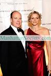H.S.H. Prince Albert II of Monaco & Charlene Lynette Wittstock