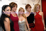 NEW YORK-OCTOBER 21: The Real Housewives of New York City: Bethenny Frankel, Countess Luann de Lesseps, Ramona Singer, Jill Zarin and Alex McCord Support People Reaching Out's Friends Helping Friends Benefit for CreakyJoints, at the Hudson Terrace, 621 West 46th Street, New York City on Tuesday, October 21, 2008 (Photo Credit: Christopher London/ManhattanSociety.com)