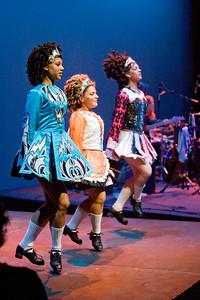 The Three Jacks and The Breffni Academy of Irish Dance Irish Step Dancers