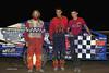 Chris Raabe, Brandon Sweet, Lincoln
