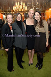 NEW YORK-OCTOBER 29: Sara Garlick, Patricia Langer, Alison Harmelin, and CFC Executive Director Maggie Jones attend An Evening of Cocktails and Shopping with Children for Children's Board, Council & Junior Committee at the Tory Burch Boutique, 257 Elizabeth Street, New York City, NY on Wednesday, October 29, 2008 (Photo Credit: Christopher London/ManhattanSociety.com)