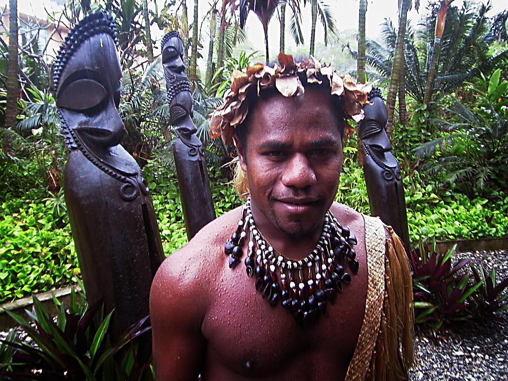 warrior, Vanuatu