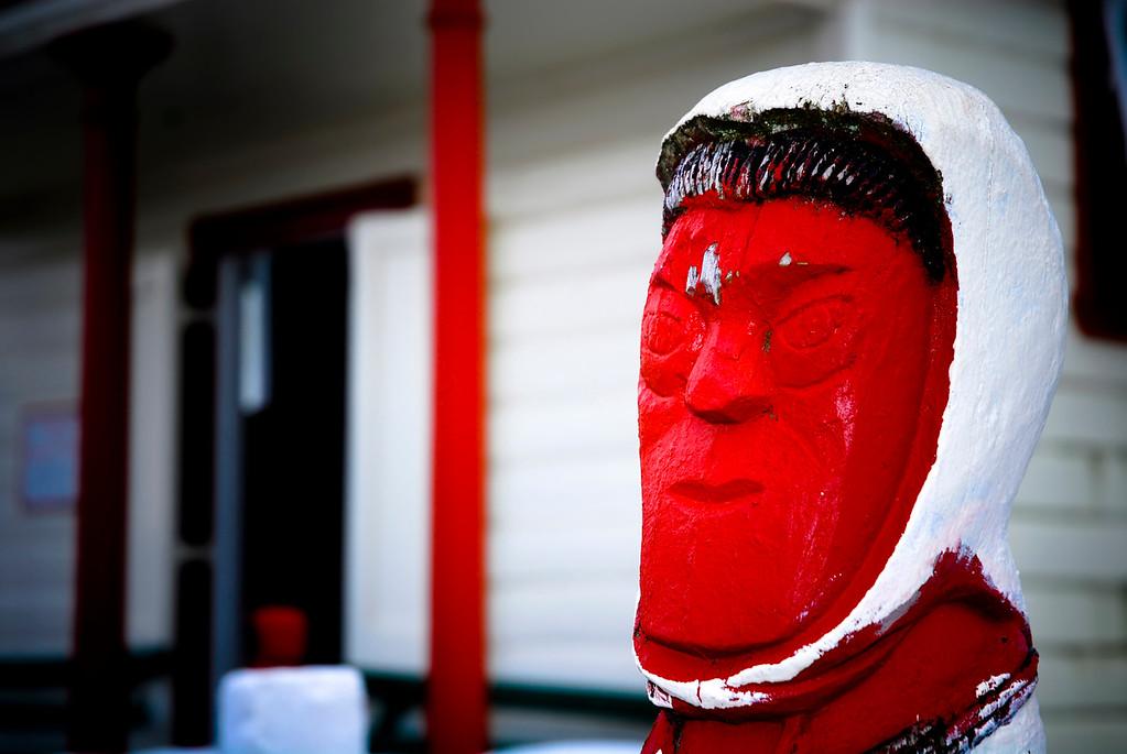 Marae, Whakarewarewa, Rotorua