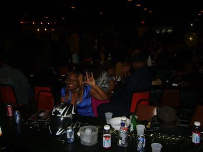 Triple B Black & Gold Party