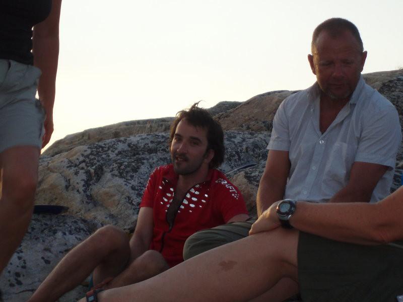 Mattias och Urban