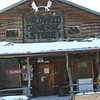 Alaska Trading Post at Rural community of Joy