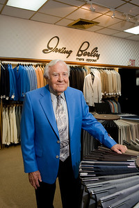 Lew Cohen of Irving Berlin Vintage South Florida 2008 Honoree