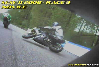 WMRC Race 3 - Novice -  May 11 - Onboard Video