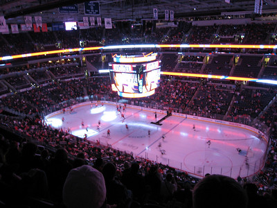 Washington Capitals vs. Minnesota Wild Feb 26 2008