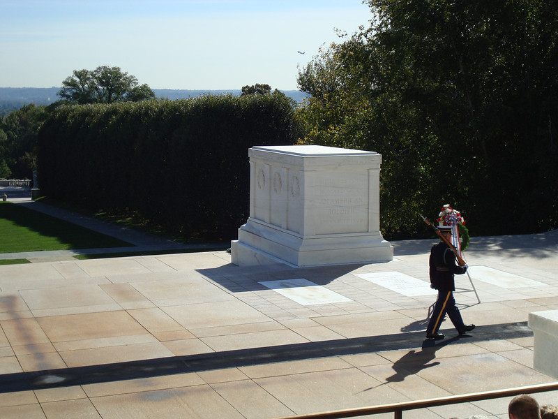 Arlington National Cemetery - Tomb of the Unknown Soldier