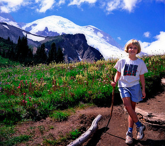 Emily at Summerland, 2000