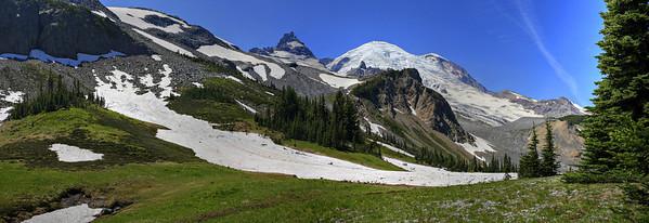 Summerland panorama (2008)