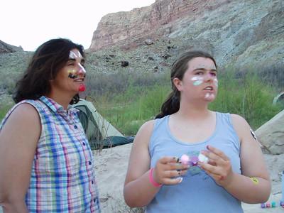 Face painting - Imani Joseph