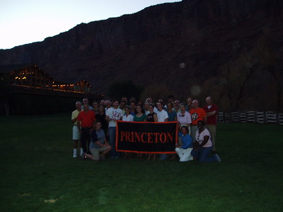 Princeton Group at Red Cliffs Lodge, Moab - Imani Joseph