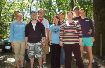 Camping Crew, August '08