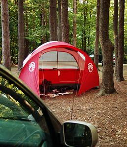 Brian & Alana's Tent