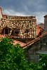 rooftops dubrovnik croatia