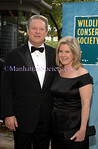 "Vice President Al Gore and his wife Tipper Gore attend Wildlife Conservation Society Spring Gala: SAFARI! India"" Honoring David T. Schiff at the Central Park Zoo"