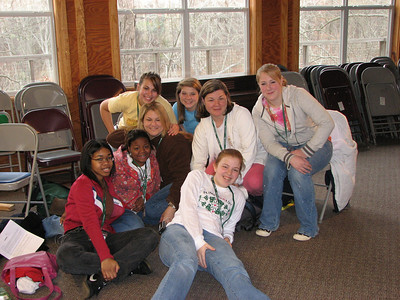 Winter Teen Girls Retreat