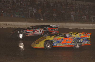 Shane Clanton and Jimmy Owens