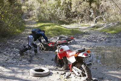 Yamaha XT vendo x inutilizzo...mai off (10/2008)