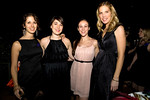 NEW YORK-OCTOBER 30: Cari Widmayer, Kathy Rainier, Lauren Kay, Bethany Hale attend  Young Patrons of Lincoln Center Fall Masquerade Gala honoring Zac Posen at the Allen Room at The Rose Building, Time Warner Center, New York City,  NY on Thursday, October 30, 2008 (Photo Credit: Erica Leone)
