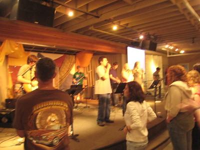 Youth Led Worship