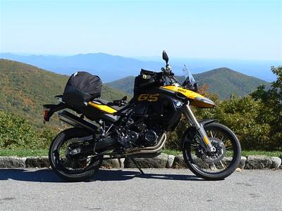 Blue Ridge Parkway Trip
