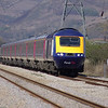43194 + 43165 power past Margam with the 13:30 Swansea - London Paddington 12/04/08
