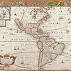 Antique Maps of the World<br /> The Americas<br /> John Speed<br /> c 1676