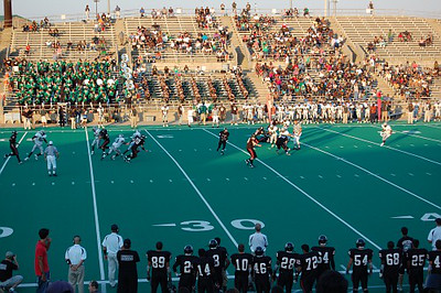 10-4-08 Hightower Football Game