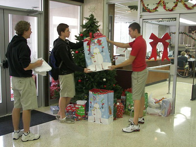Christmas at FWC