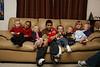 Tada! All of Mom and Stan's grandkids together- Ashleigh, Gianna, Sarah, Romi, Marshall, Corey, Noah, Jenna and Alex