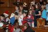 Christmas Eve at St. Mark's- the kids ringing the bells