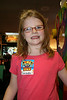 Cassie's birthday party was at Chuckie Cheese