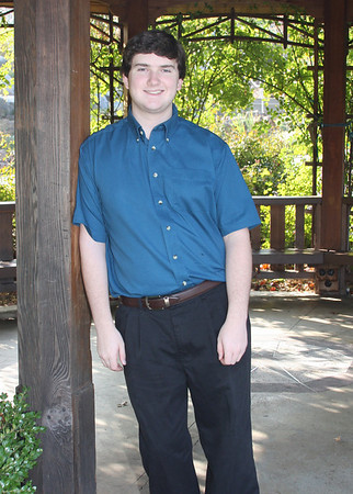 2008 Scott Graduation Portraits