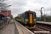 080418-001     Central green class 156 unit no 156411 calls at Bingham with the 10.03 Skegness to Nottingham.
