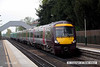 080504-001    Cross Country Trains class 170 units no's 170102 & 170101 speed past Beeston heading to Nottingham. I think this was a empty stock move as being a Sunday there were no booked (cross country) services until the afternoon. The rear unit, no 170101 returned not long after with the 12.09 Nottingham to Cardiff.