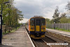 080502-008     East Midlands Trains class 153 units no's 153379 & 153374 form the 12.31 Lincoln Central to Leicester, seen calling at Burton Joyce.