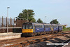 080630-013     FGW class 142, pacer units 142063 & 142070 (nearest) form the 17.50 Exmouth - Paignton & are seen at Dawlish Warren.