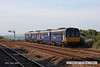 080630-013     FGW class 142, pacer units 142063 & 142070 form the 17.50 Exmouth - Paignton & are captured easing into Dawlish Warren.