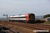080630-010     Southwest Trains class 159 unit no. 159019 is seen arriving at Dawlish Warren with the 17.35 Exeter Central - Paignton. The service originated from London Waterloo.