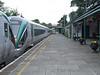 22018 + 22025 at Nenagh Station. Not a regular sight! Wed 18.06.08