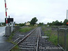 Craughwell Level Crossing looking towards Athenry. Wed 18.06.08