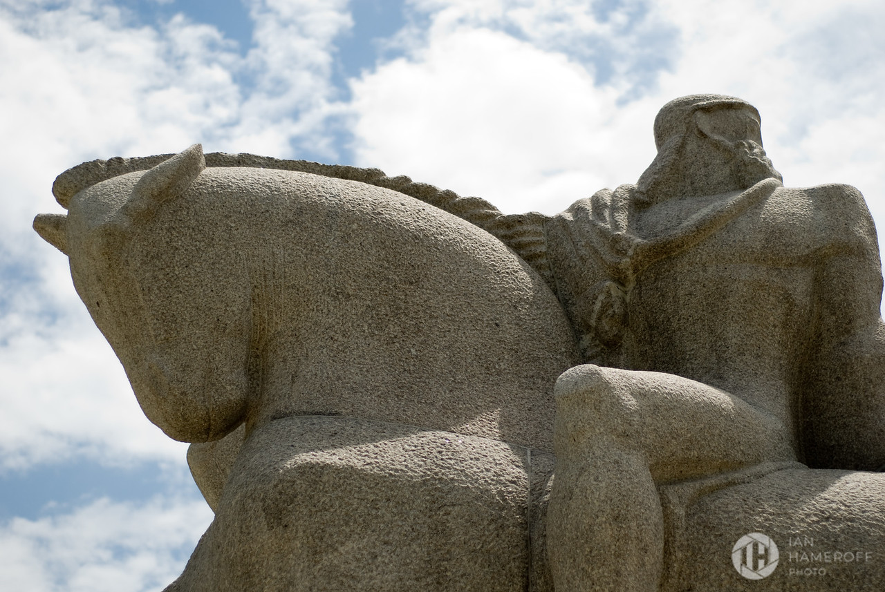 Monumento às Bandeiras