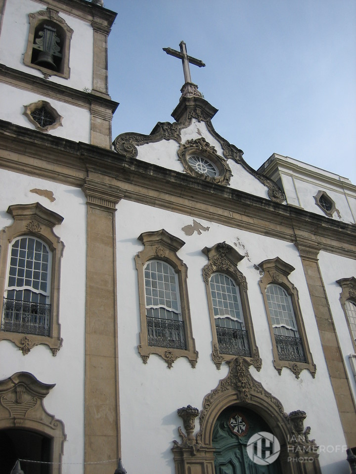 Church in the Historic Square